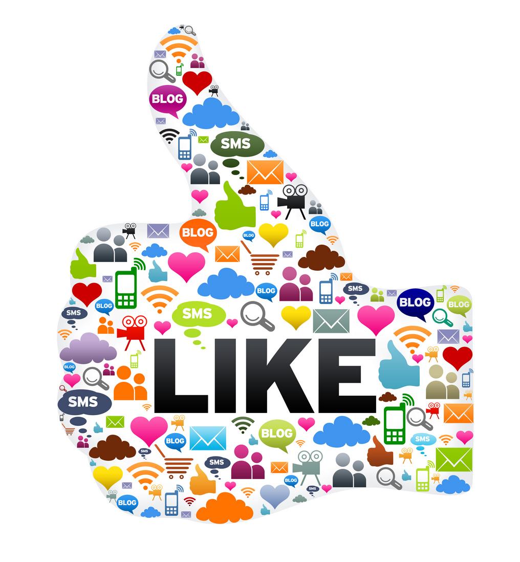 Tener éxito redes sociales