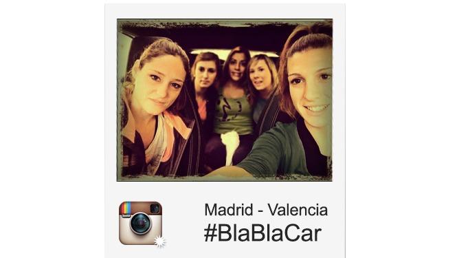Instagram    BlaBlaCar