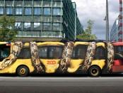 Anuncios Creativos Autobuses
